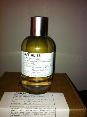 LE LABO  SANTAL 33  (mini travel size 10 ml)
