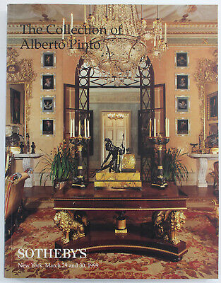 Sotheby's Auction Catalog: The Collection of Alberto Pinto, March 1999
