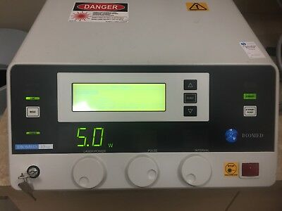 DIOMED 15 PLUS Surgical Laser