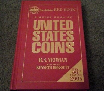 WHITMAN~A Guide Book of United States Coins Price Guide 58th Edition~NEW