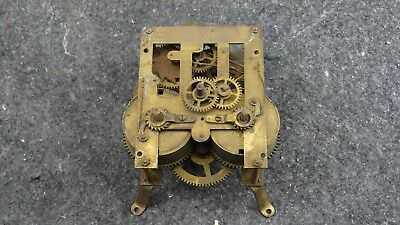 (B6) Junghan's Vintage Two Spring Movement with Mount - Used - As Is