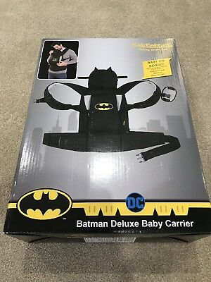 Brand new - KidsEmbrace Baby Carrier - Batman