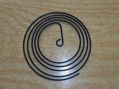 Wire Coil for Gong Base Shelf Wall Parlor Regulator Mantle Clock NOS