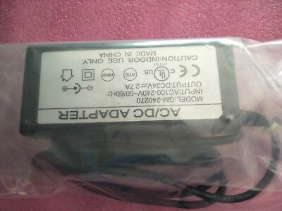 GM-240270 preeflow AC/DC ADAPTER 20159 Power supply for EC200-K with 2-pol NEW