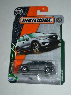 NEW in BOX 2018 issue MATCHBOX POWER GRABS #93 Mazda CX-5