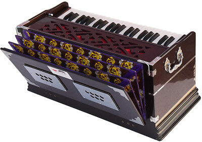 HARMONIUM~EXTRA HEIGHT~440 Hz~3½ OCTAVE~LONG SUSTAIN SOUND~YOGA~BHAJAN~KIRTAN~DJ