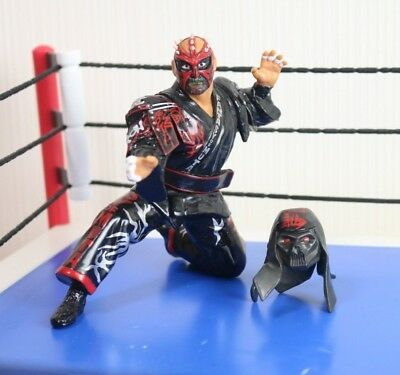 Great Muta JAPAN Pro Wrestling Figure TOY WWE WWF NJPW NWO ECW Muto Keiji 7