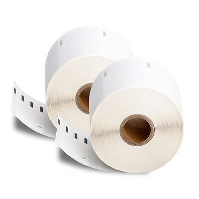 2x Rolls SD11354 Compatible Dymo 11354 Label 57mm x32mm Seiko Label 1000pcs/roll