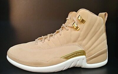 f54c96a46a1cae Nike Air Jordan 12 XII Retro womens Size 7 Vachetta Tan (AO6068 203) New