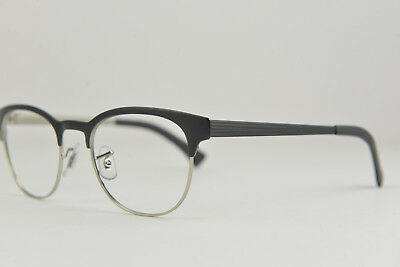 05af4b1b02 Ray-Ban eyeglasses glasses frame RB 6317 2832 51-20 145 metal Black