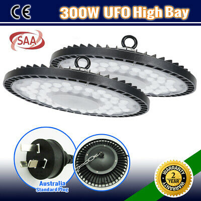 100W High Low Bay Led Work Light Ufo Warehouse Factory Commercial Industrial