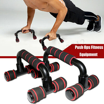 Push Up Frame Handle Home Gym Fitness Equipment Body Chest Muscle