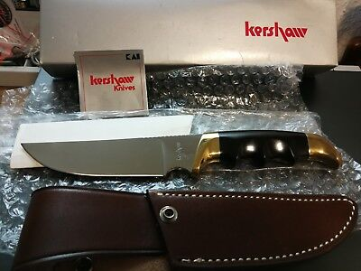 Kershaw Kai 1035  Seki Japan  Sheath  + Box- New