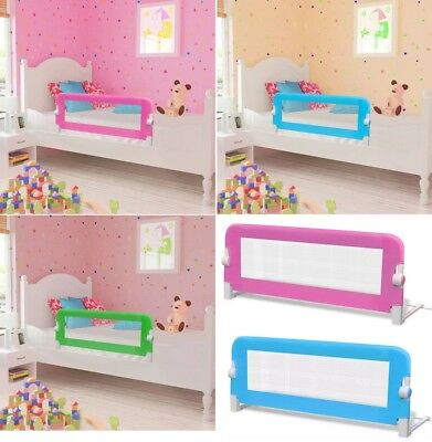 150cm Toddler Kids Safety Bed Side Edge Rail Guard Anti Fall Protection Barrier