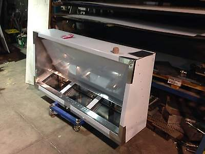 Commercial Kitchen Canopy / Range hood / Exhaust System FOR FOOD VAN