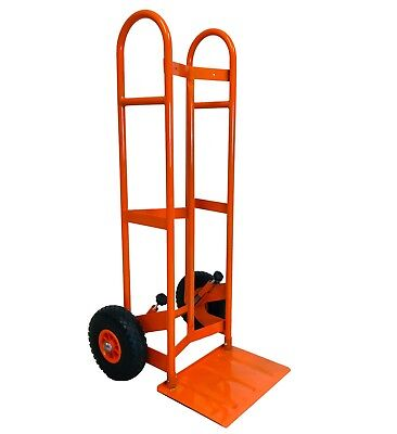 Zero Mover Sack Truck Heavy Duty Hand Trolley Puncture Proof Tyres
