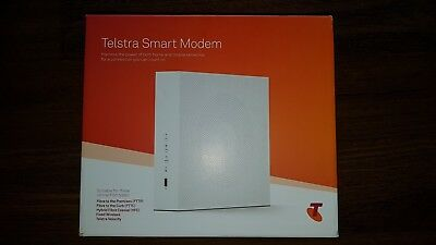 Telstra NBN / ADSL Modem - SMART MODEM Wi-Fi ROUTER - DJA0230 Technicolor VDSL