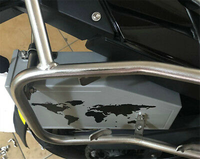 Decorative aluminum box for BMW F700GS F800GS 2013-ON Toolbox side bracket
