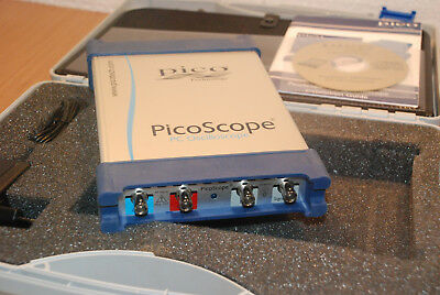 PICOSCOPE 5203 - Oscilloscope-Analyseur de spectre USB Htes performances - NEUF