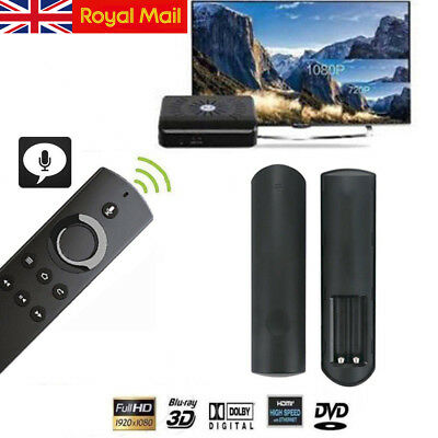 DR49WK B Replacement Remote Control +Alexa Voice For Amazon Fire TV Stick