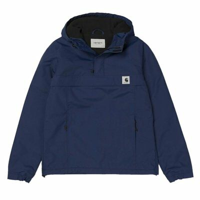 thoughts on cheap for discount detailing CARHARTT W´ NIMBUS Pullover Veste Coupe Vent Bleu Femme ...