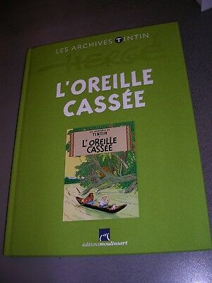 +++Les Archives Tintin L'oreille Cassee+++