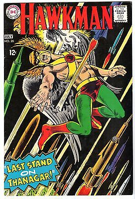 Hawkman #26, Very Fine - Near Mint Condition