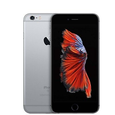 Movil Apple iPhone 6S A1688 32GB Libre Gris Espacial Sin Huella Digital | C