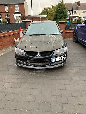 Mitsubishi Evo 8 560bhp Fully Forged *** UPDATED ADVERT***