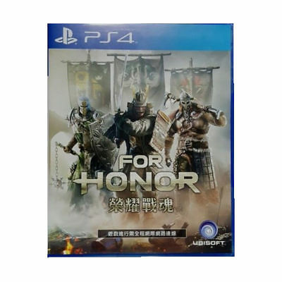 For Honor - PS4 IMPORT neuf sous blister