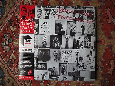 ROLLING STONES Exile on main street Half Speed DLP