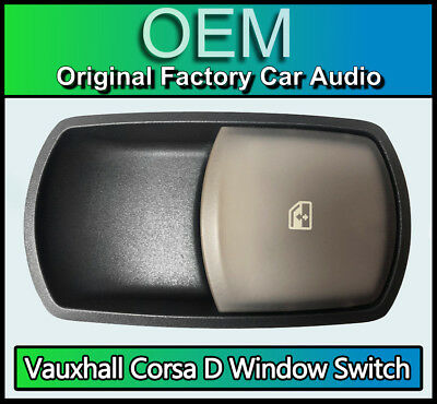13258521 VAUXHALL SWITCH GENUINE NEW