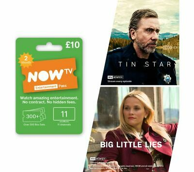 NOW TV Entertainment Pass - 2 Month - Currys