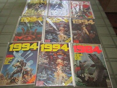 Collection of 1994 Magazines