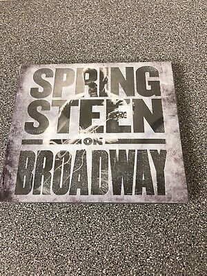 Bruce Springsteen - Springsteen on Broadway CD - BRAND NEW - FREE UK POSTAGE