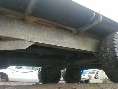 Ifor Williams Challenger Brian James Trailer 16ft Beavertail Ramps Winch...