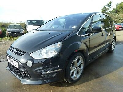 Ford S-Max Titanium X Sport Auto, Spares Or Repairs, Salvage, Export, Trade,