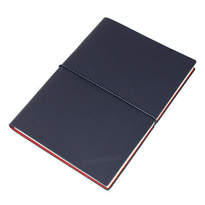 Faux Leather Bullet Journal A5 Dot Grid Annual Planner Art Sketch Notebook Diary