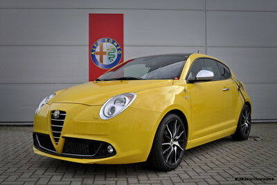 Alfa Romeo MiTo full bodykit (front spoiler + side skirts) from Autoperforma