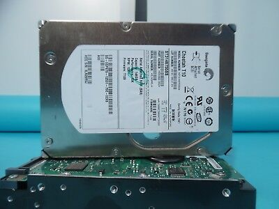 "Lot Of 2 Seagate Cheetah T10 ST3146755SS 9DK066-050 146GB 3.5"" SAS Hard Drives"