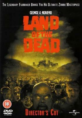 Land Of The Dead (DVD / Director's Cut / George A Romero 2005)