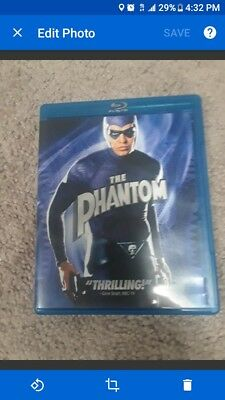 The Phantom Blu-Ray