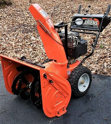 """Ariens Professional Two-Stage (28"""") 11.5-HP Snow Blower Thrower 924125-ST11528LE"""