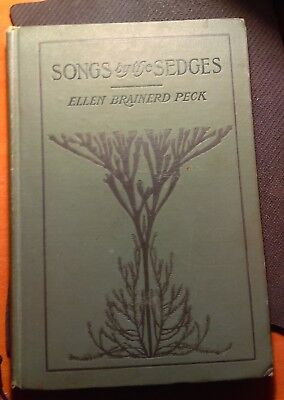 Love Poetry Books 100 Years Old Annie Laurie And Songs By Sedges
