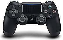 DualShock 4 Wireless Controller for PlayStation 4 - Jet Black NEW SONY