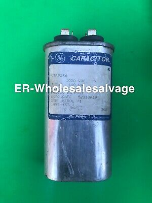 GENERAL ELECTRIC GE 97F9036 7 5uf 440v-ac Capacitor - $22 48