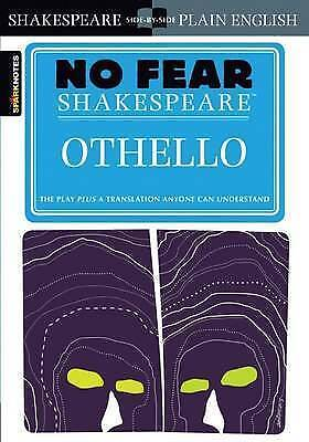 Othello (No Fear Shakespeare) by William Shakespeare (Paperback, 2003)