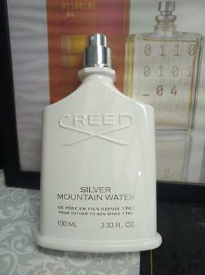 Creed Silver Mountain Water-100% authentic 6/10ml fresh decant