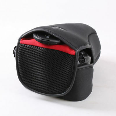 New Neoprene DSLR SLR Camera Soft Case Pouch Bag Cover Protector For Canon (L )