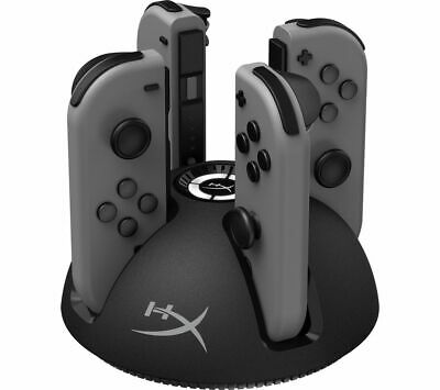 HYPERX ChargePlay Quad Joy-Con Charger for Nintendo Switch - Currys